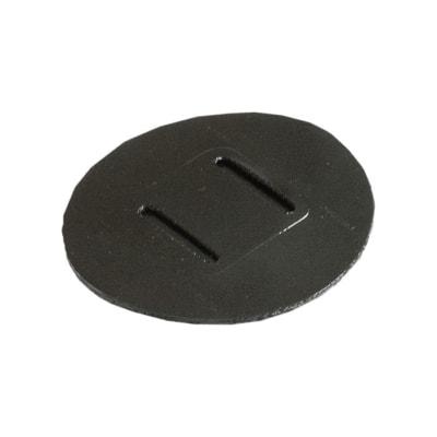 Strap plate